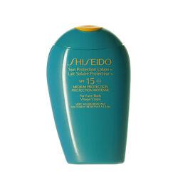 Sun Protection Lotion SPF15 - Shiseido, Protezione Corpo