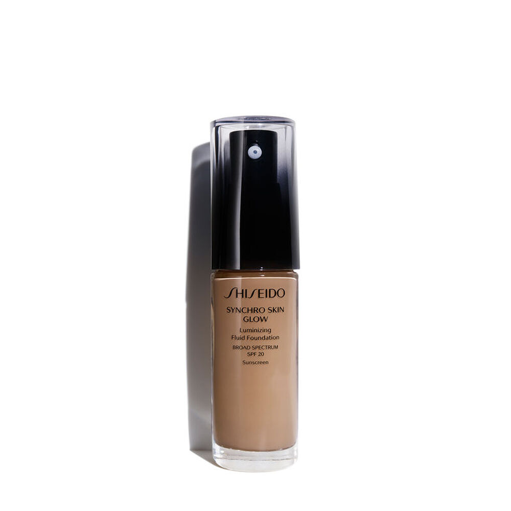 Synchro Skin Glow Luminizing Fluid Foundation, N5