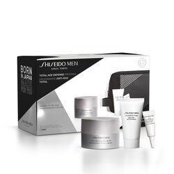 Shiseido Men Total Revitalizer Pouch Set - Shiseido MEN, Trattamento uomo