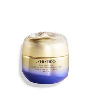 Uplifting and Firming Day Cream - Shiseido, Vital Perfection