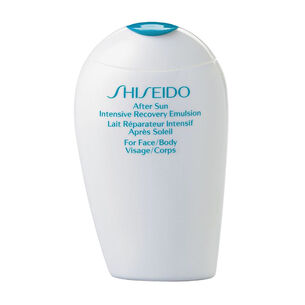 After Sun Intensive Recovery Emulsion - Shiseido, Doposole