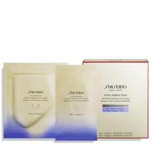 LiftDefine Radiance Face Mask - SHISEIDO, Nuovi arrivi