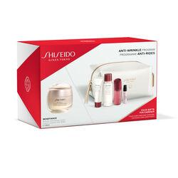 Anti-Wrinkle Program Pouch Set - Wrinkle Smoothing Cream - SHISEIDO,