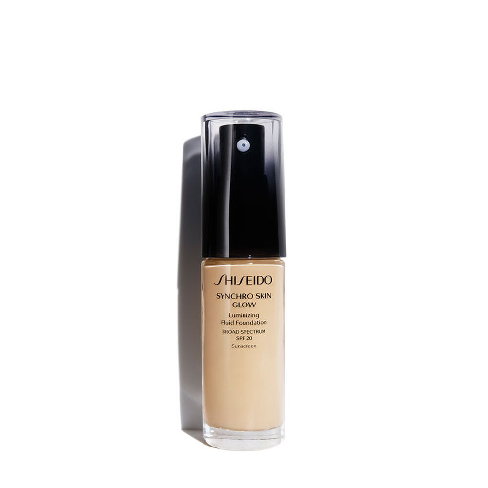 Synchro Skin Glow Luminizing Fluid Foundation, G3