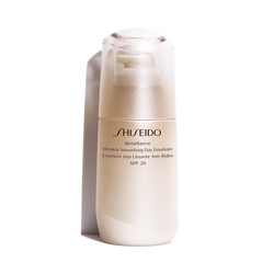 Wrinkle Smoothing Day Emulsion - Shiseido, Benefiance