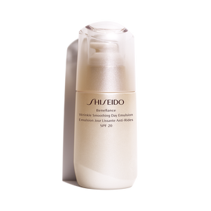 Wrinkle Smoothing Day Emulsion - Shiseido, Benefiance