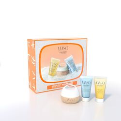 Giga-Hydrating Rich Cream Kit - SHISEIDO, TRATTAMENTO