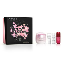 White Lucent Brightening Gel Cream Holiday Kit - SHISEIDO, -25% Winter Sales