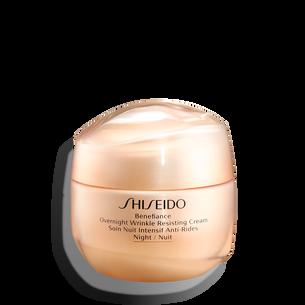 Overnight Wrinkle Resisting Cream - Shiseido, TRATTAMENTO