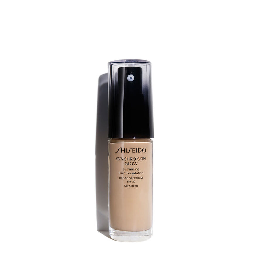 Synchro Skin Glow Luminizing Fluid Foundation, N3
