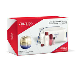Lifting & Firming Program Pouch Set - Uplifting And Firming Cream Enriched - SHISEIDO,