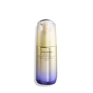 Uplifting and Firming Day Emulsion - Shiseido, Vital Perfection