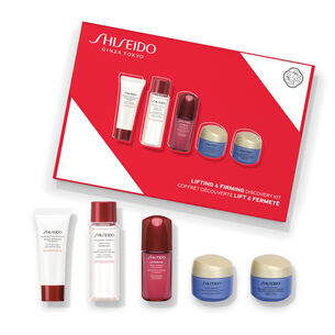 Lifting & Firming Discovery Kit - SHISEIDO, Nuovi arrivi