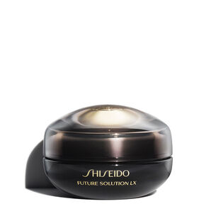 Eye and Lip Contour Regenerating Cream - Shiseido, Future Solution LX
