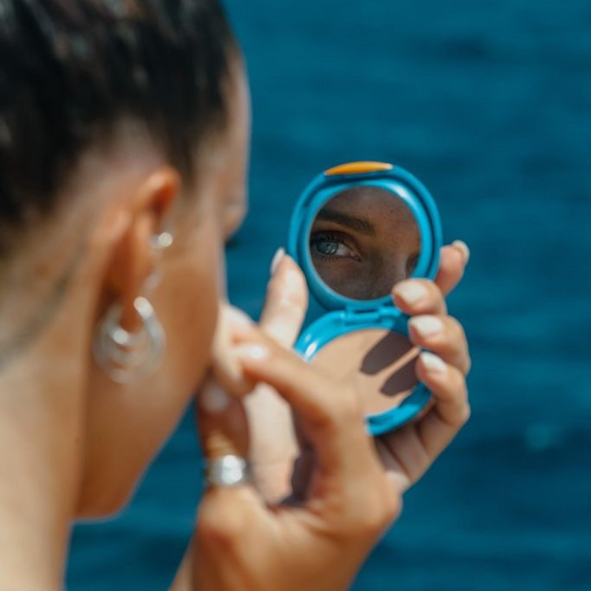 Shiseido Compatto Solare Giulia Calcaterra