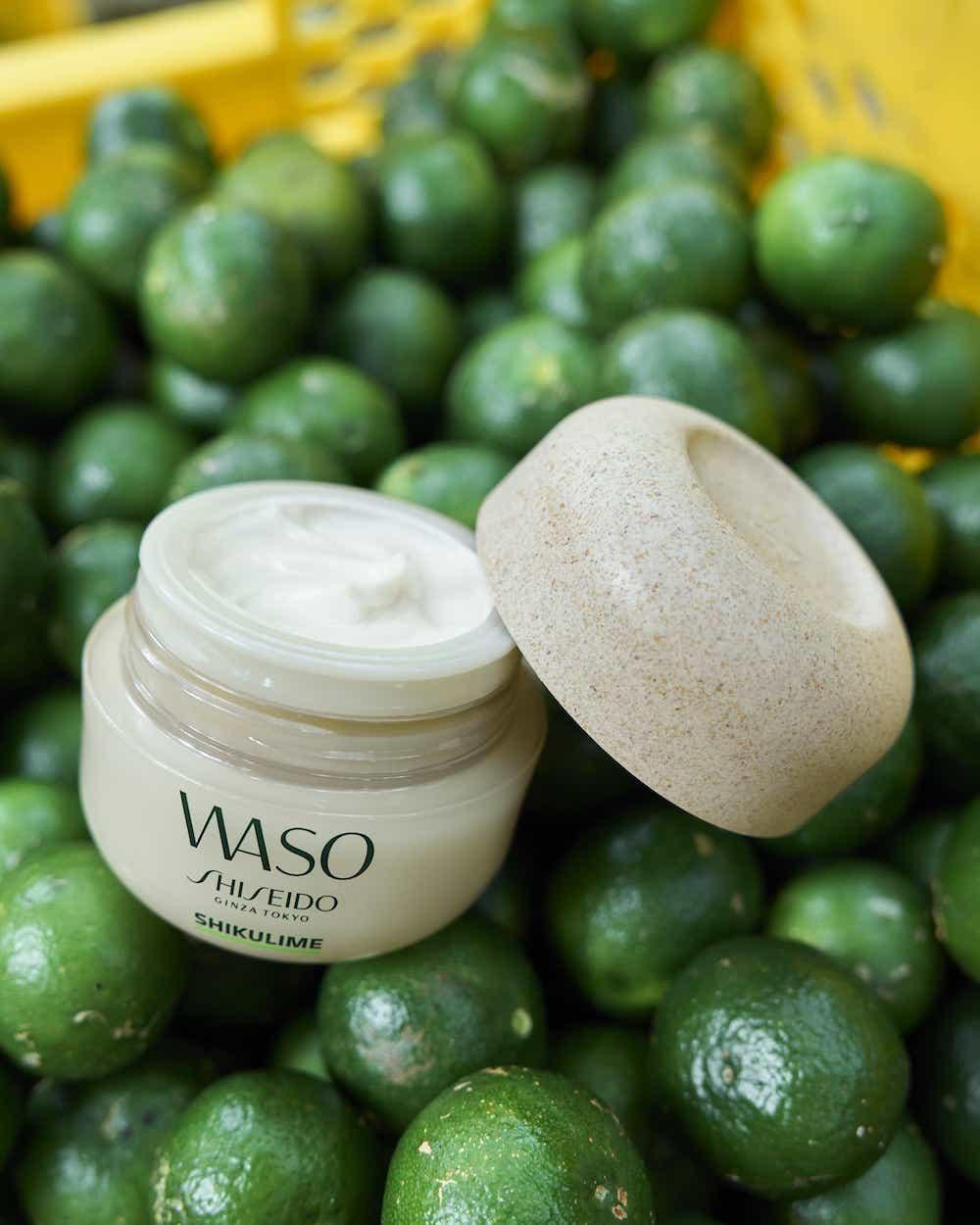 Shiseido WASO Shikulime Lime Giapponese